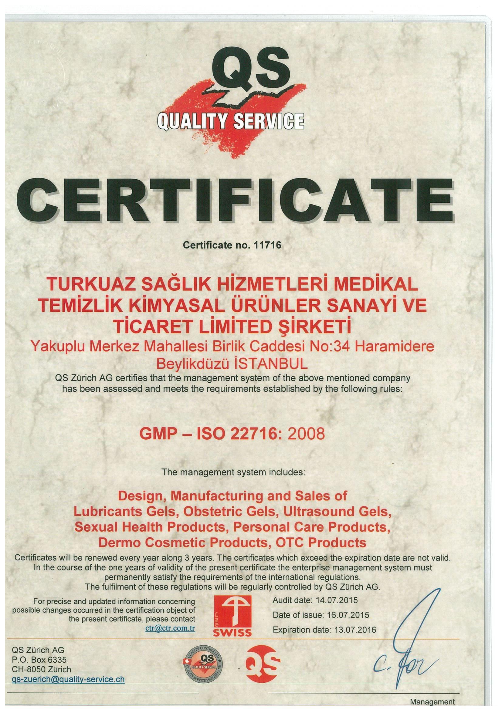 certificate 4 min