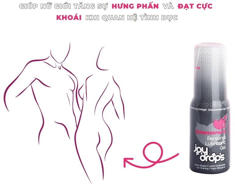 enhancement lubricant gel product description 1 min